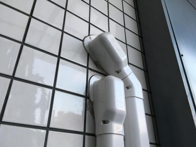 エアコンの配管延長について